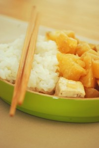 ananas-tofu