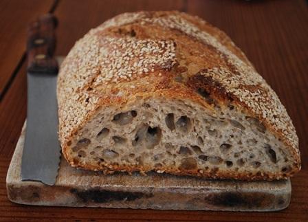 Faire son pain bio maison satoriz le bio pour tous - Pain de mie machine a pain ...