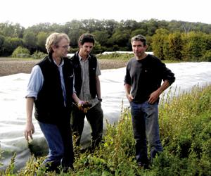 Francis,Antonin et Martial