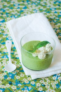 mousse-courgette