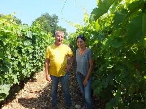 Jean-François et Patricia Augier