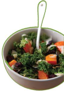 salade-kale