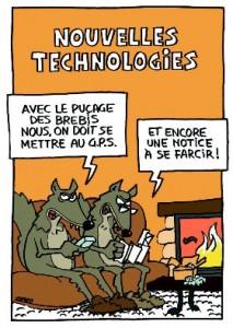 loup-puce