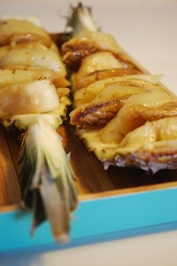 ananas-poele