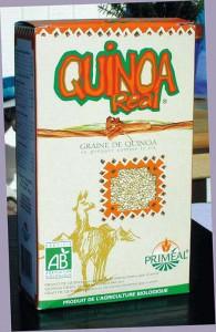 Quinoa-Paquet