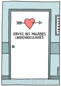 dessin-cardiovasculaire