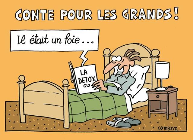 dessin-foie