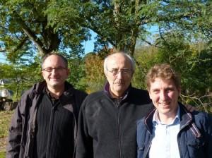 Jean-Michel Cayla, Raymond Cayla et Bertrand Chabbert